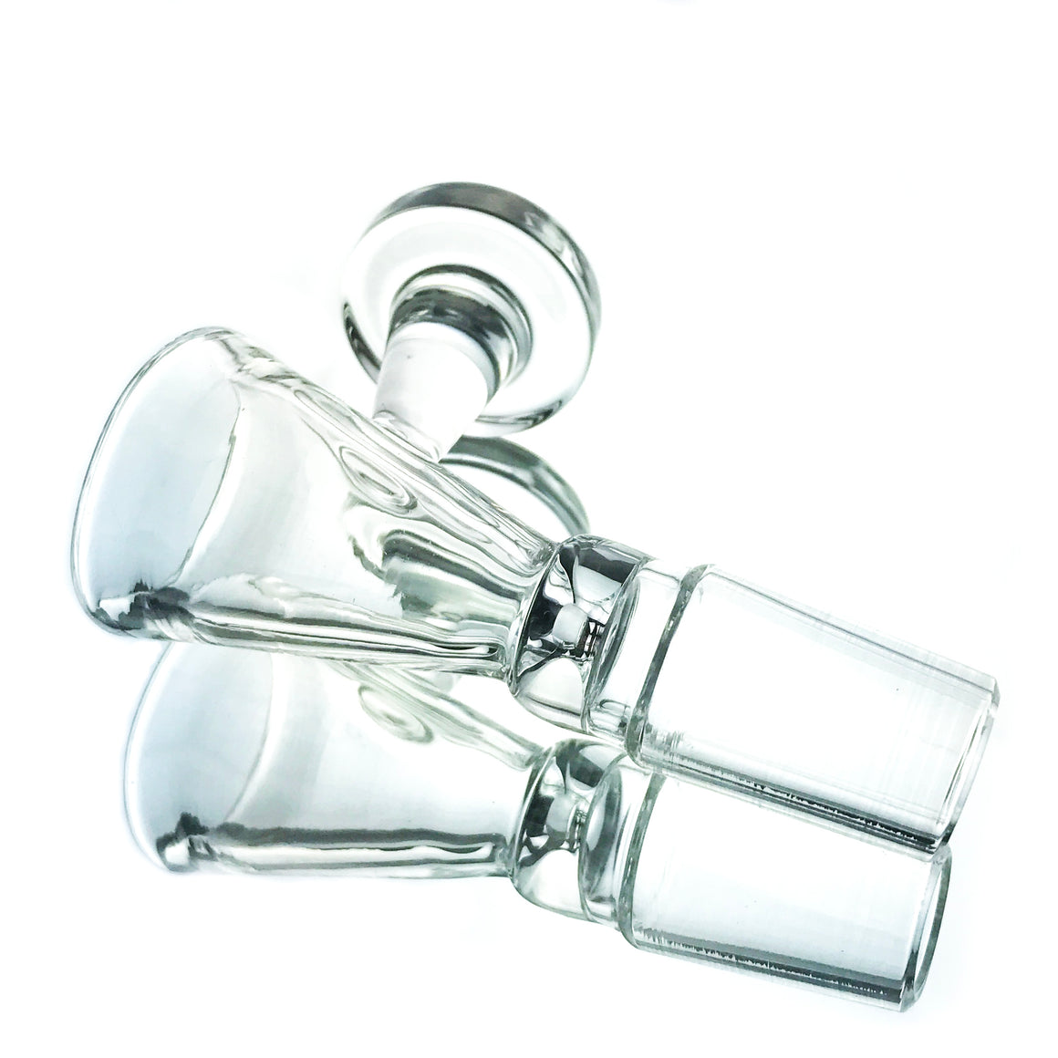 Clear Handle/Stand Slide - 18mm Male