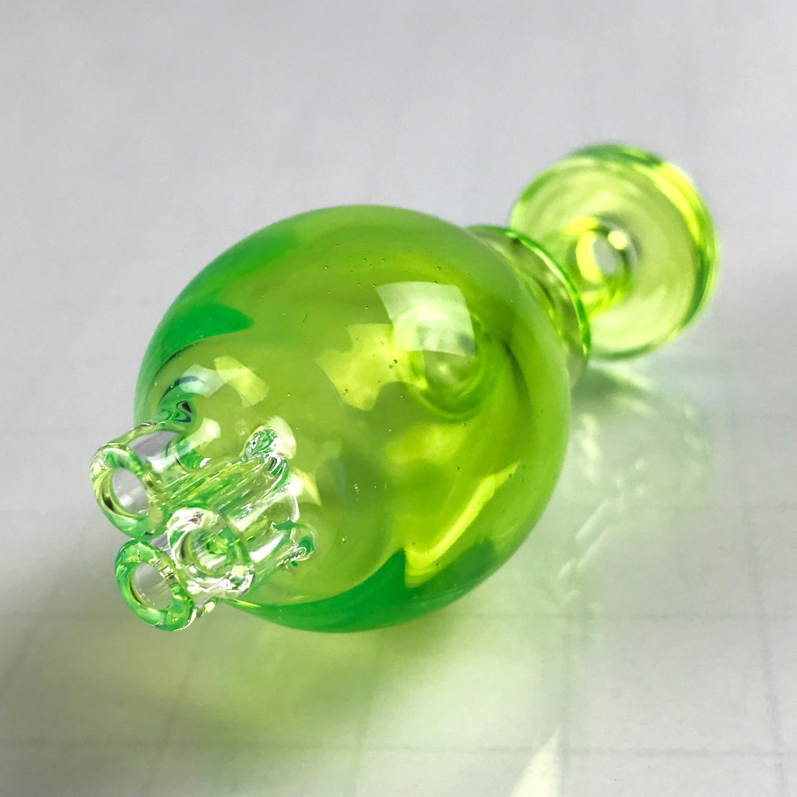 Three-Arm Bubble Cap - TAG Slyme