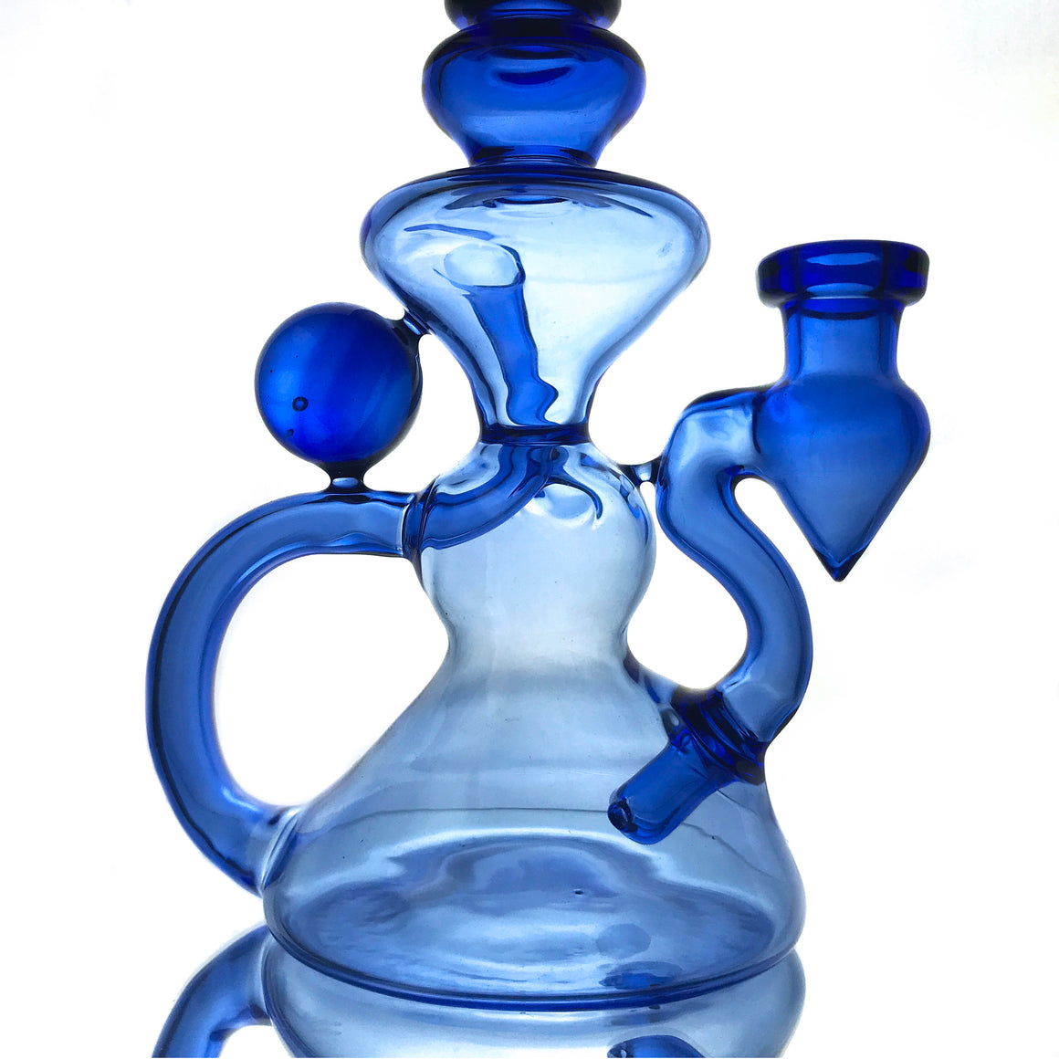 Fully-worked Klein Recycler - Blue Dream - 14mm Female