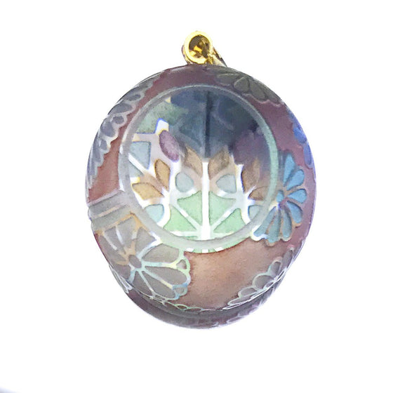 Kaleidoscope Pendant - Red