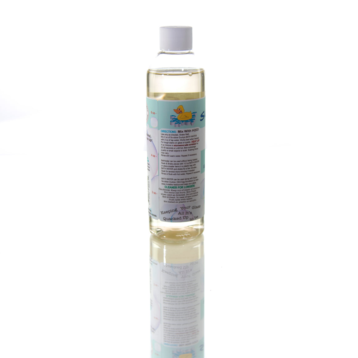 Scrubber Ducky - Concentrated Quartz Cleaner