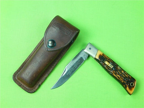 Camillus Cam-Lok Sword Brand Switch Blade Knife