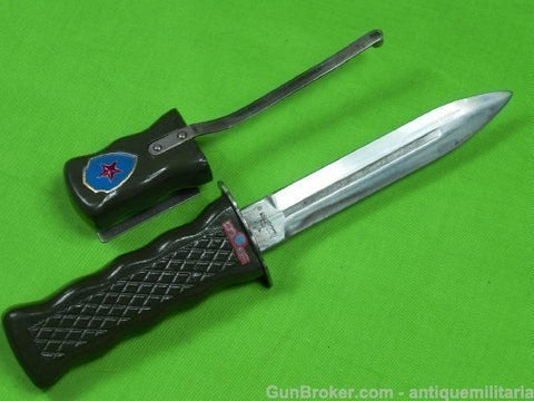 Chinese China State Security Forces Fighting Knife i
