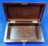 Collector's Storage Display Box Case w/ Key