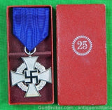 German Germany WW2 Cross Long Service Medal Order