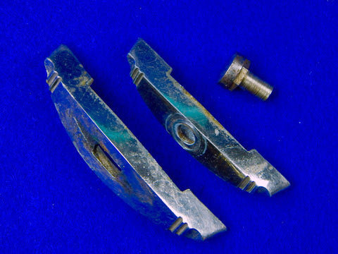 German Germany WW2 Dagger Crossguard and Screw Set