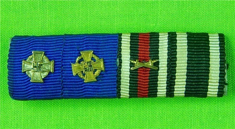 German Germany WW2 Pin Badge Medal Ribbon Bar