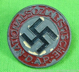 German Germany WW2 WWII Party Pin Badge