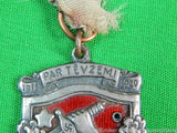 Latvian Latvia Pre WW2 Badge Medal Pin