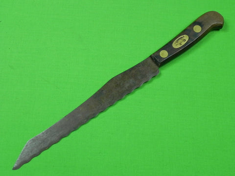 Old Vintage US Chef's Kitchen Knife