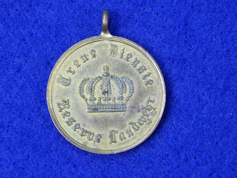 German Germany Antique 19 Century 2 Class Badge Order Medal