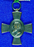 German Germany Bavarian Antique WW1 1916 Ludwig Cross Medal Order Badge Award
