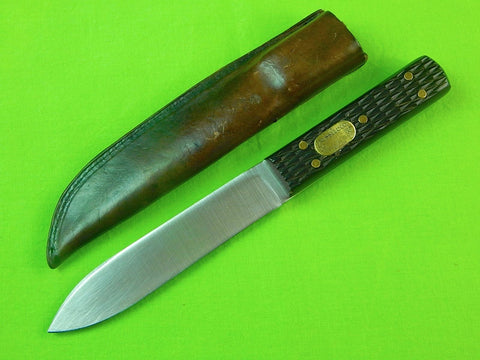 US 1976 Limited J. RUSSELL Green River Works Commemorative Hunting Knife Sheath