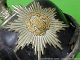 Rare German Germany WWI WW1 Spike Helmet