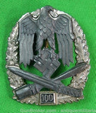 Replica German WW2 General Assault Badge Pin