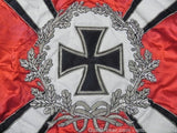 Replica of the German Germany WWII WW2 Banner Flag