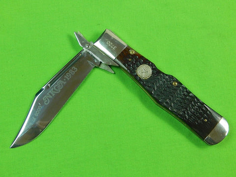 US 1983 CASE XX USA Limited NKCA National Collectors Association Folding Knife