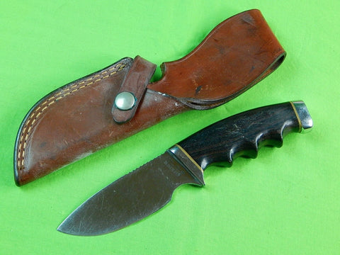 US GERBER Model 400 Hunting Knife & Sheath