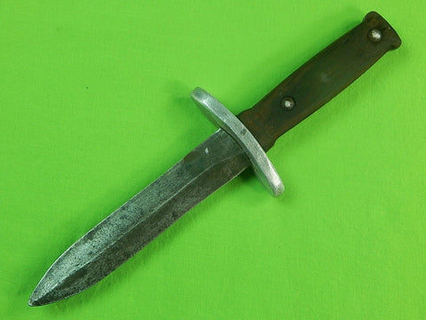 US WW2 Custom Hand Made Theater Fighting Knife 8