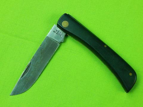 Vintage US 1978 Case XX 2 Dot Model 2138 Sod Buster Folding Pocket Knife