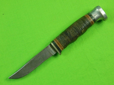 Vintage US KABAR KA-BAR Small Mini Hunting Knife