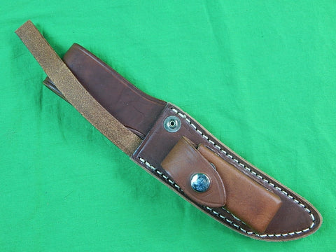 Vintage US Randall Error Leather Sheath Scabbard Holster for Knife 2