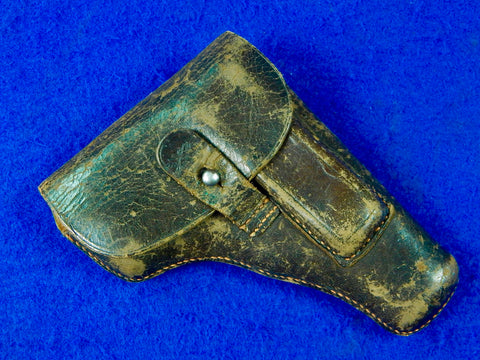 German Germany Antique WW1 Walther PPK or Mauser HSC Leather Holster