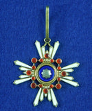 Japanese Japan WWII WW2 Order of Sacred Treasure 3 Class Medal Badge w/ Box
