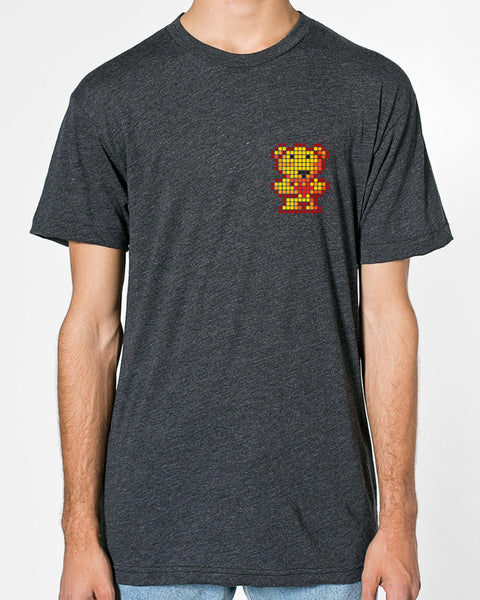 """Pocket Pixel-Bear"" Teeshirts"