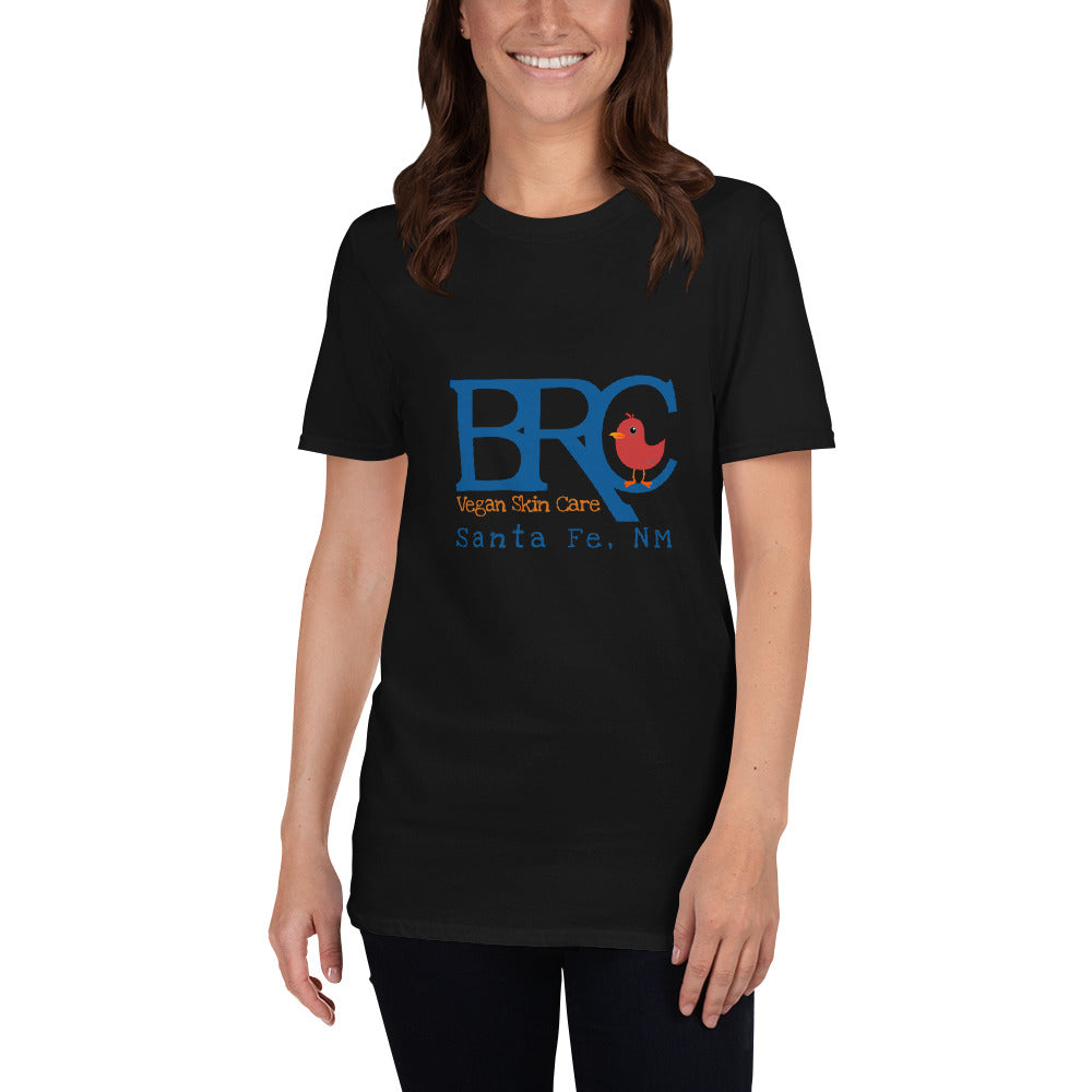 Short-Sleeve Unisex T-Shirt - BRC Logo - 5 Colors