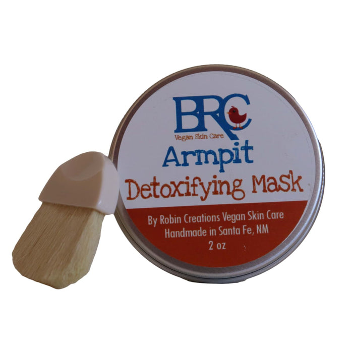 Vegan Armpit Detox Mask - Deodorant & Body Care