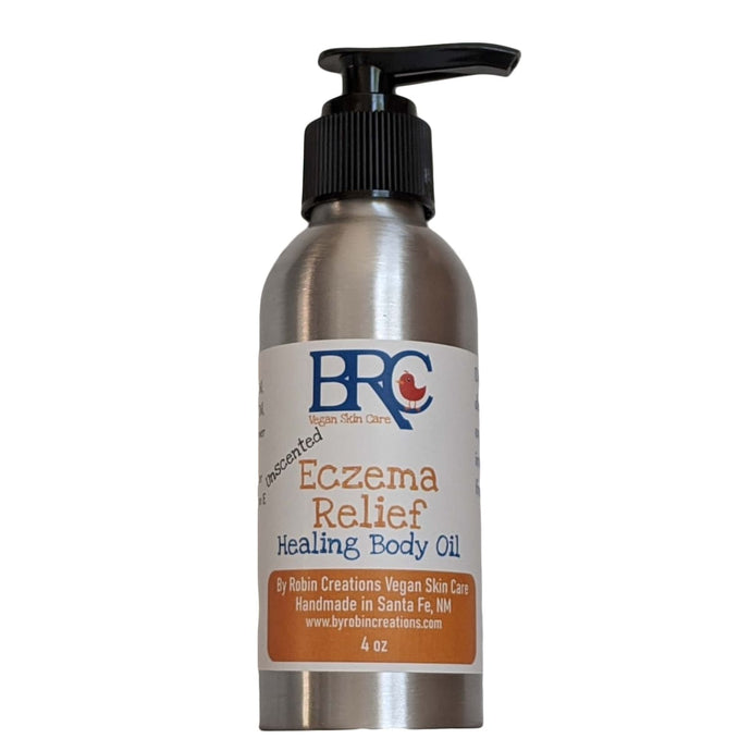 Vegan Eczema Body Oil - Deodorant & Body Care