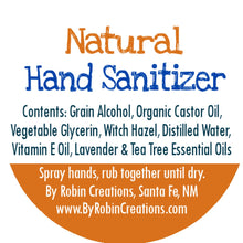 Vegan Hand Sanitizer Spray - 60% Alcohol - Deodorant & Body