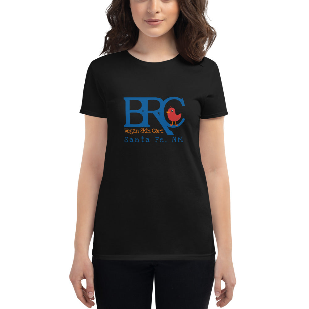 Women's Fashion Fit T-shirt - BRC Logo - 14 Colors