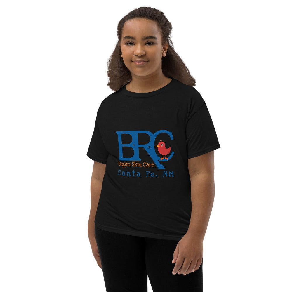 Youth Short Sleeve T-Shirt - BRC Logo - 7 Colors