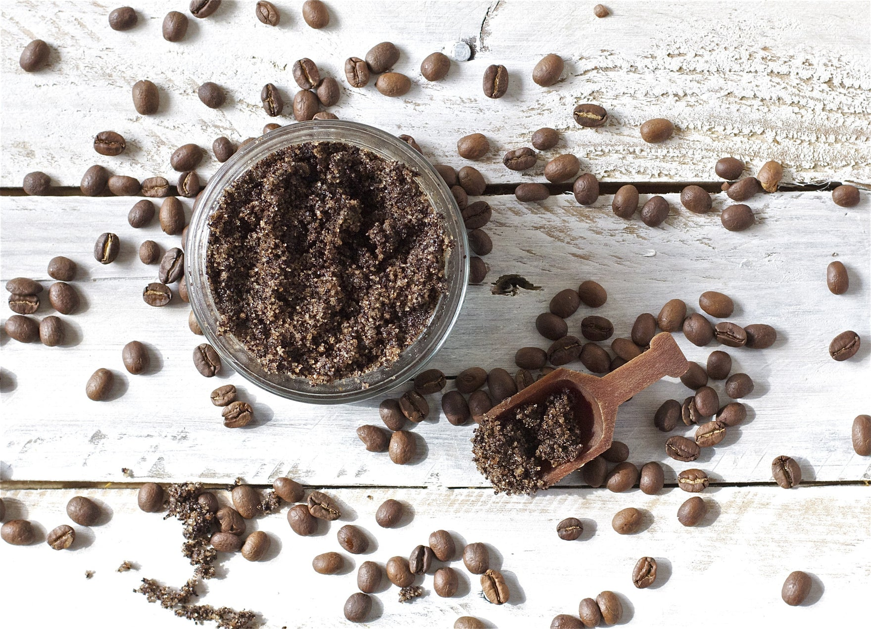 How to Get Rid of Cellulite with a DIY Coffee Scrub
