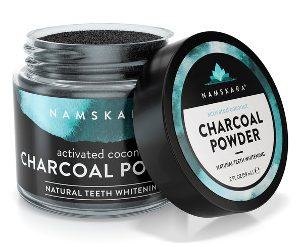 Load image into Gallery viewer, Activated Coconut Charcoal Teeth Whitening Kit