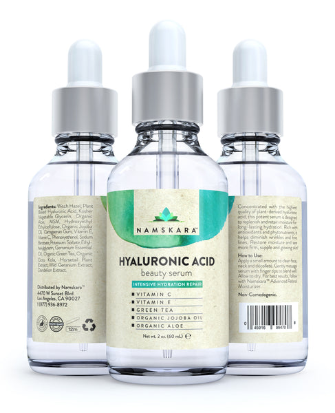 Load image into Gallery viewer, Hyaluronic Acid Serum - SOLD OUT
