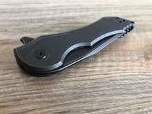 Paraclete DLC Black Fallout w/ Black G10 Inlays
