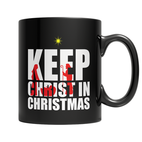 Limited Edition - Keep Christ in Christmas