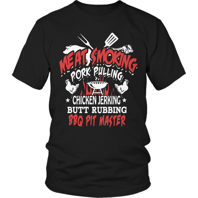 Limited Edition - Meat Smoking Pork Pulling, Unisex Shirt  | Evan Mila - EvanMila.com