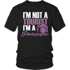 Limited Edition - I'm Not A Tourist, Unisex Shirt  | Evan Mila - EvanMila.com