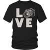 Limited Edition - Camera Love, Unisex Shirt  | Evan Mila - EvanMila.com