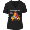 Image of Limited Edition -  Whatcha Thinking About? Fire stuff..., Unisex Shirt  | Evan Mila - EvanMila.com