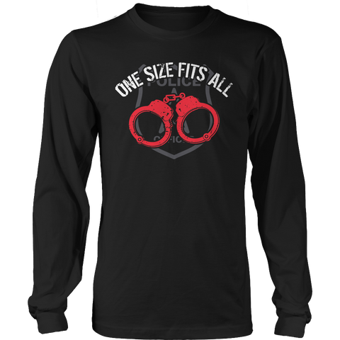 One Size Fits All, Unisex Shirt  | Evan Mila - EvanMila.com