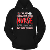 Image of Emergency Room Nurse, Unisex Shirt  | Evan Mila - EvanMila.com