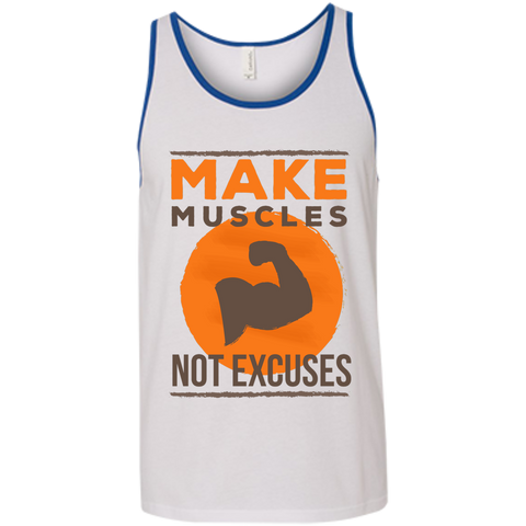 Make Muscles Not Excuses, Apparel  | Evan Mila - EvanMila.com