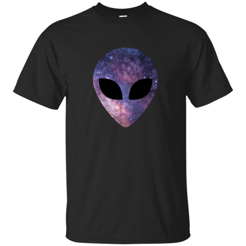 Alien Cotton T-Shirt, Short Sleeve  | Evan Mila - EvanMila.com