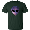 Image of Alien Cotton T-Shirt, Short Sleeve  | Evan Mila - EvanMila.com