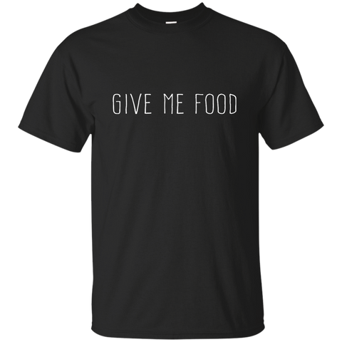 Give Me Food, Apparel  | Evan Mila - EvanMila.com
